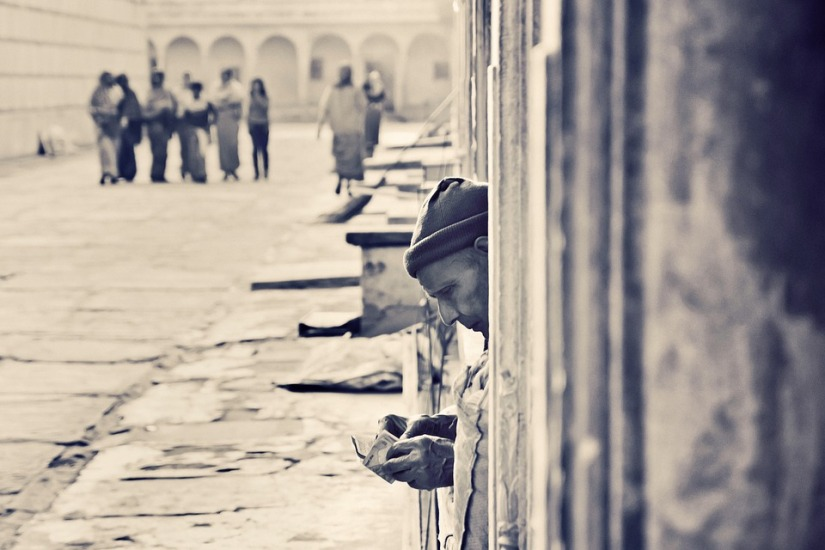 Photographie Old Man - CCO Public Domain